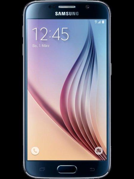 """Vorab:""""Sonntagskracher"""" am 07.02.16 bei mobilcom debitel - Samsung Galaxy S6 schwarz 32GB für 399,99€ zzgl. 4,95 Versand"""