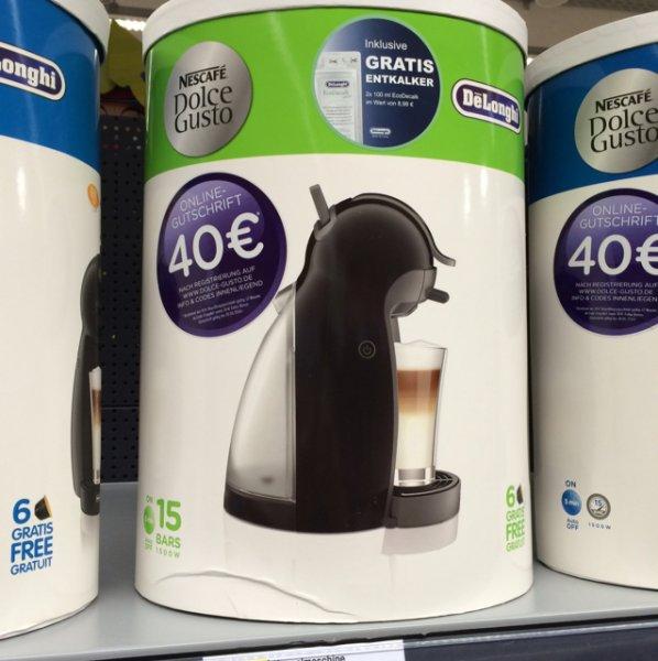 Kaufland 88400 - DeLongi EDG200.B Kaffeemaschine Krups Dolce Gusto