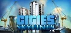 [Steam] Cities: Skyline für 11,19 bei Steam