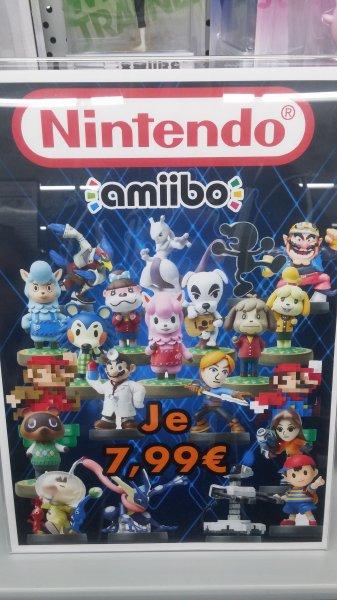 [LOKAL] München Riem Arcaden Saturn - Amiibo je 7,99 Euro