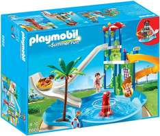 Playmobil Aquapark mit Rutschentower (6669) amazon