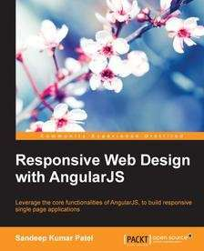 "[Packt Publishing] Kostenloses eBook ""Responsive Web Design with AngularJS"""