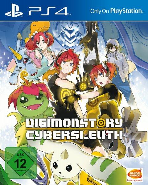 Digimon Story: Cyber Sleuth für die PS4 bei Muelller online