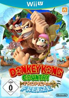 Donkey Kong Country: Tropical Freeze(nur Offline)