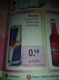 Gefako Red Bull 250 ml
