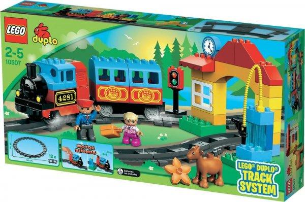[Real online] Lego Duplo - Eisenbahn Starter Set (10507)