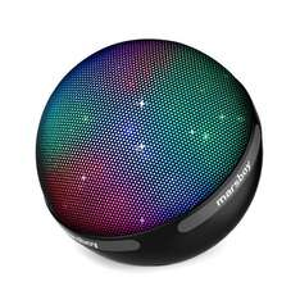 [Amazon] Marsboy Bluetooth Lautsprecher mit LED Farbwechsel in 7 Farben 6€ Rabatt