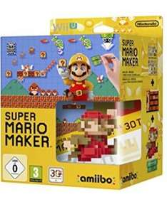 Super Mario Maker Amiibo Edition für 39,95€ @real.de