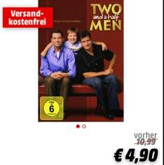 Two and a half Men Staffel 1 DVD