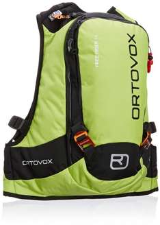 Ortovox Skirucksack Free Rider 16l happy green @amazon.de