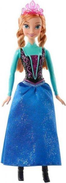 """Disney """"Die Eiskönigin"""" Puppe Märchenglanz Anna von Mattel @ Amazon Prime"""