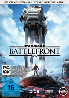 Star Wars Battlefront - Day One Edition - [PC]  15,89€Euro (Prime) bzw. 18,89€ (ohne Prime) @amazon.de