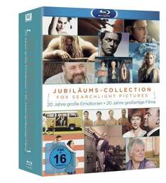Fox Searchlight Pictures - 20 Jahre Jubiläums-Collection [Blu-ray] für 39,97€ bei Amazon.de