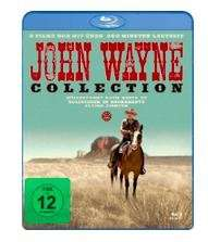 John Wayne Collection - 3 Filme (Blu-ray) für 4,99€ bei Saturn