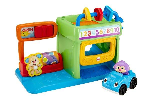 [Amazon - Prime] Mattel CGW05 Fisher-Price - Lernspaß Zahlen-Werkstatt für 8,34 Euro