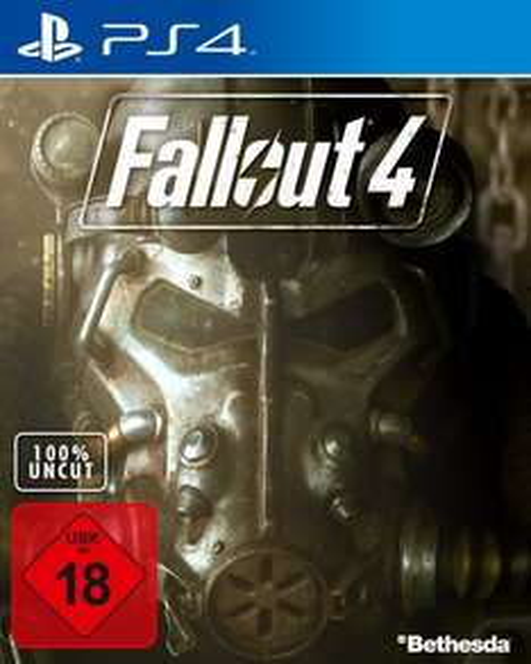 [Saturn] Fallout 4 - Uncut Edition (PS4 / XBO) für 40,99€