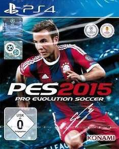 Saturn: Pro Evolution Soccer 2015 PS4 (Jetzt ohne Late Night Shopping)
