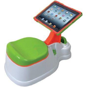 [AMAZON] CTA Digital iPotty 2-in-1-Töpfchen mit iPad-Halterung
