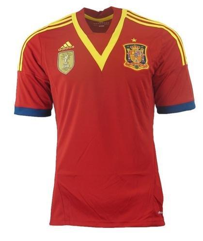 Spanien Herren Trikot Nationalmannschaft EM WM - 13,99€