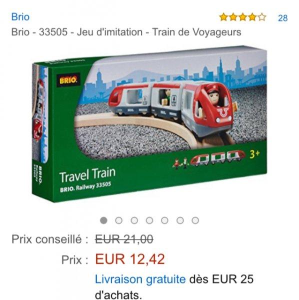 Brio Holzeisenbahn Sortiment