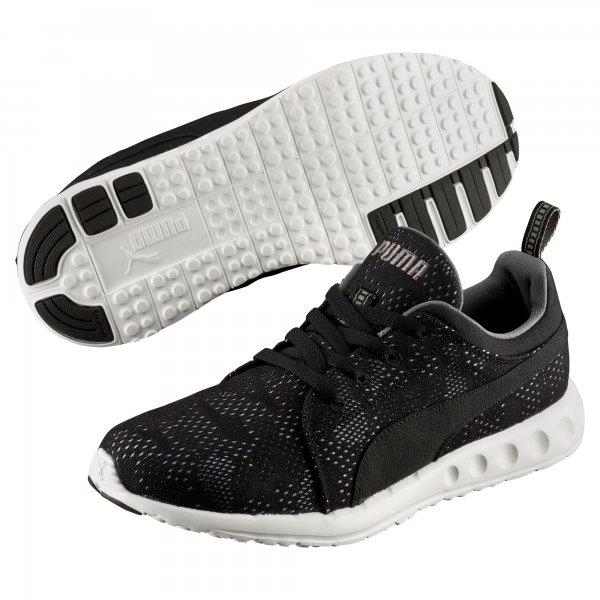 PUMA Carson Runner Camo Mesh Laufschuh in schwarz oder grau für 35€ @eBay (puma-europe)