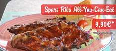 All You Can Eat für Spare Ribs nur 9,90€ bei Miss Pepper American Restaurants am 08. & 09.02.2016