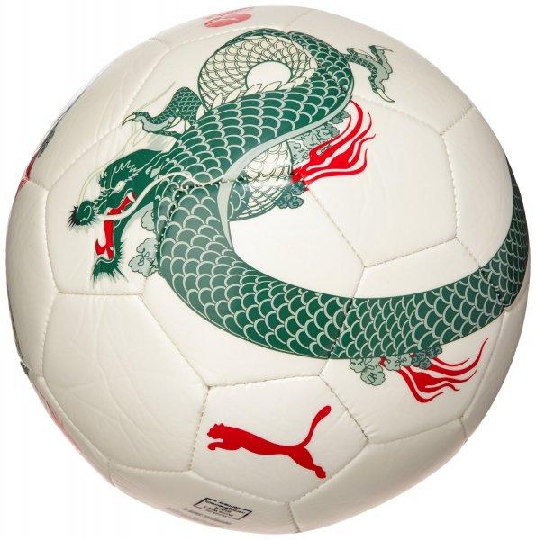 WIEDER DA! PUMA / Ball evoSPEED 5.3, Red Dragon / Größe 5 (Erwachsenengröße) / @AmazonPrime