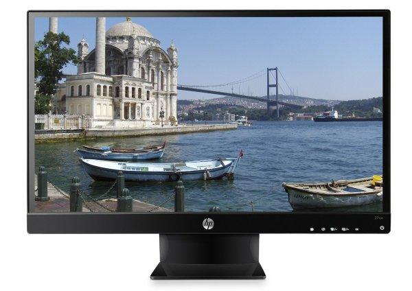 [Amazon.de] HP 27vx 1920x1080 Full HD (27 Zoll) Monitor (VGA, DVI-D, HDMI, 7ms Reaktionszeit) schwarz für 179€ , bei Saturn für 174€ bei Abholung