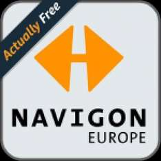 Navigon Europe Amazon Underground