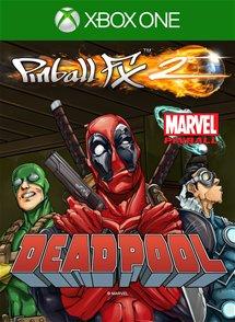( Pinball FX2 - DLC) - Deadpool Table für Xbox 360/Xbox One Besitzer für 2,99€ @ M$ Marketplace (oder 1,49€ @ Steam)