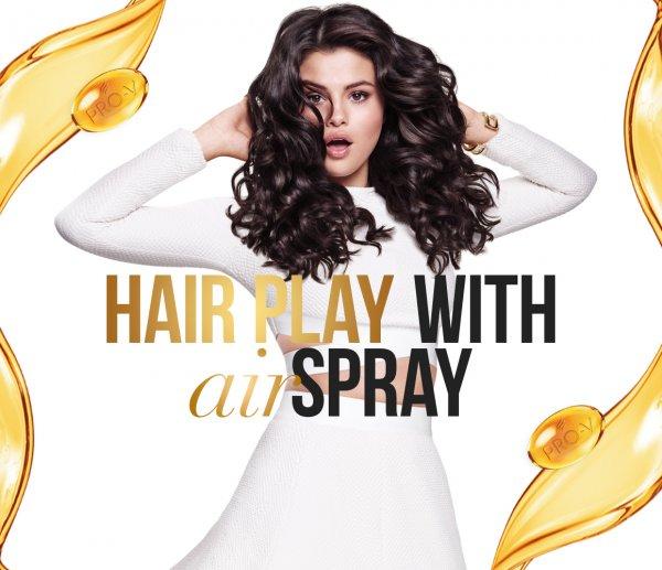 Pantene Haarspray Probe