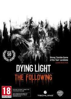 Dying Light: The Following - für 14,06€