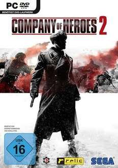 [Steam] Company of Heroes 2: Master Collection €13,74 (-75%), Normalpreis €54,99