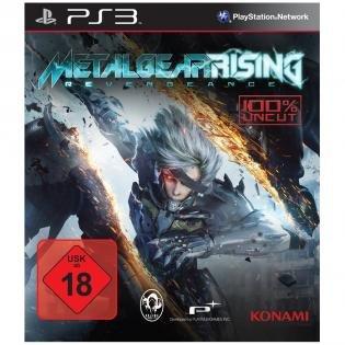 Metal Gear Rising (PS3/ Xbox 360) für 1,49€ inkl. Versand bei Redcoon.de
