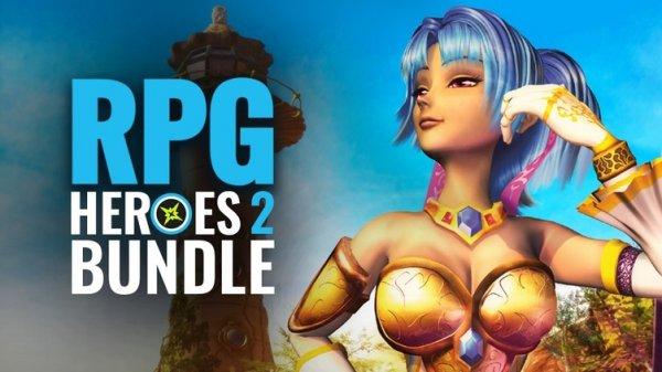 [steam] RPG Heroes 2 Bundle - 8 Games für 1.99€ inkl. Drakensang und Sudeki @ bundlestars