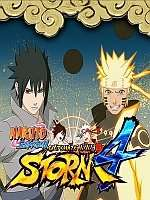 Naruto Ultimate Ninja Storm 4 PS4