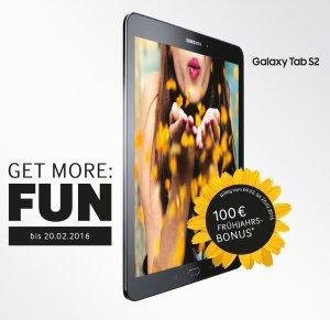 [Modeo] Galaxy S2 Tab LTE 8.0/9.7 schwarz/weiß mit 3 GB 225Mbit LTE Vodafone Datenflat für 17,49€ plus Zuzahlung Minus 100€ Cashback