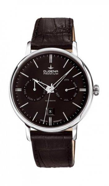 [Amazon] Dugena Herren-Armbanduhr FESTA Kalender Automatik Leder / 401,75€