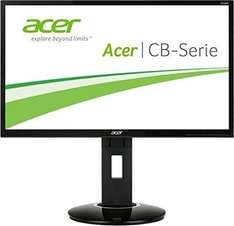 [Comtech] Acer CB240HYK (23,8'' 3840x2160 IPS, 310 cd/qm, 100.000.000:1, 6ms, HDMI + DisplayPort, Pivot + Swivel, EEK C) für 299€