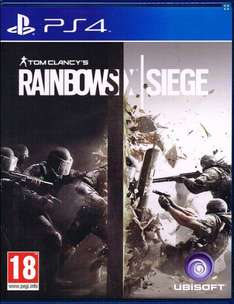 Tom Clancys Rainbow Six Siege inkl. DLC - PS4 - 46,90 € inkl. VK [Gameware.at]
