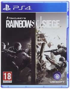 Tom Clancys Rainbow Six Siege PS4 / XBOX ONE @ Amazon.co.uk