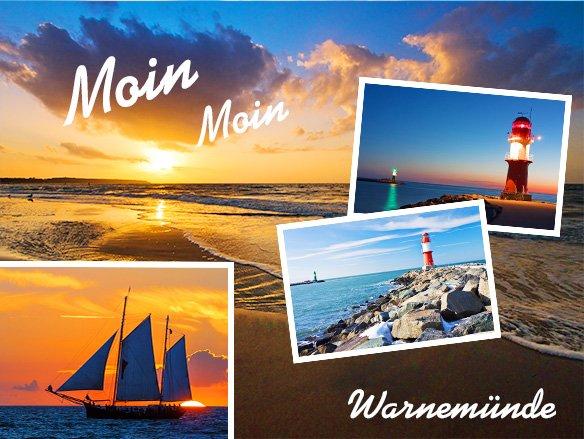 Postkarte XL (21 x 10 cm) gratis versenden (Android)