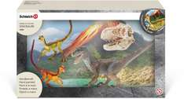 [Amazon Plus Produkt] Schleich 42259 - Velociraptor auf der Jagd (-7% Qipu)
