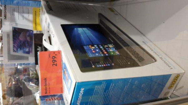 [Aldi Krefeld] Notebook MEDION® AKOYA® E6422 (MD 99680)  ALDI  von 499€ auf 299€