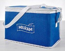 Kostenlose Kühltasche von Milram für Registrierung beim Foodservice