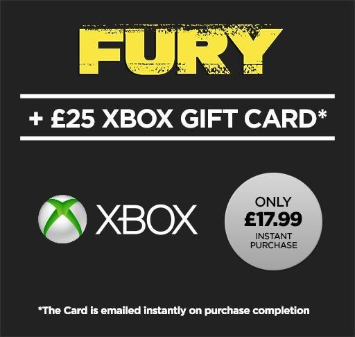 UK Wuaki 25£ Xbox Guthaben + Fury Road für 17,99£