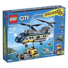 LEGO City, 66522 Super-Pack 4 in 1