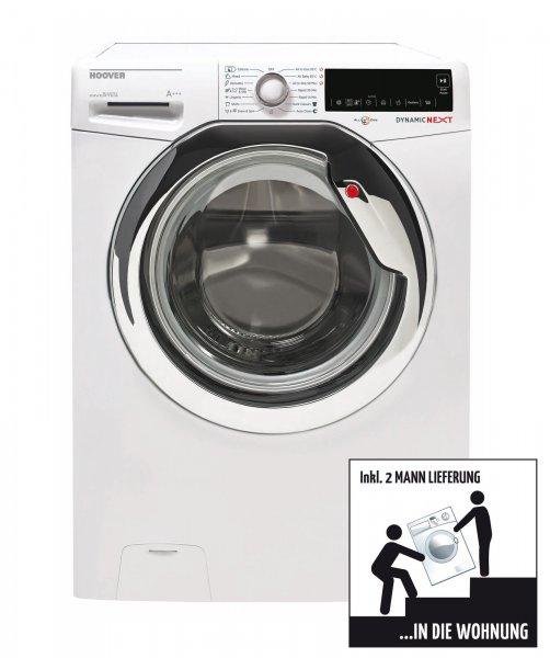 Hoover DXA59 AH DynamicNext Waschmaschine für 359,90 € inkl. VSK: A+++, 9 kg, 1.500 U/min, Inverter Motor [rotcom-onlineshop@eBay]
