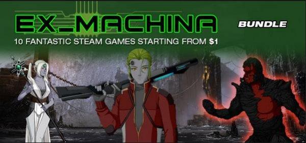 [STEAM] Ex_Machina Bundle @indiegala.com