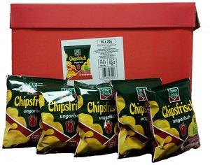 [Lokal Köln] Handelshof - Funny Chips Ungarisch 60x20g (1200 Gramm) für 3,00 €